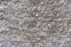 Ścian płytki Siwieją kamień płytki ściany wzór Tło Zdjęcie Stock