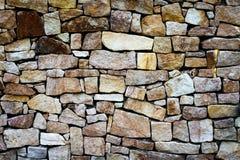 Ściana barwiący bloki - tło Obraz Stock