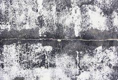 Ściana biel i czerń Fotografia Stock