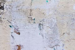 ściana brudna farba brudna ulicy ściana _ Tło Fotografia Royalty Free