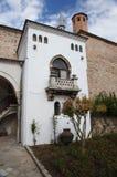 Ściana budynek w Cesarskim haremu Topkapı pałac, Istanbuł, Turcja Zdjęcie Royalty Free