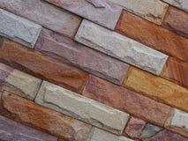 Ściana cegła Fotografia Stock