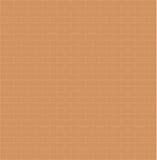 Ściana, cegła, z miejscem dla teksta, brązu kolor Obrazy Royalty Free