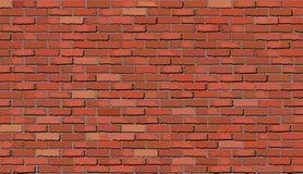 Ściana cegły Zdjęcia Stock