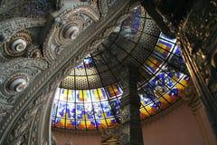 Ściana & Celling wszechświat Arhitecture Obraz Royalty Free