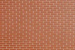 Ściana czerwone płytki Zdjęcie Stock