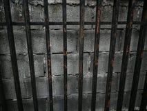 Ściana dla tła Fotografia Royalty Free