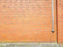ściana dom, brickwall, szczegół Fotografia Stock