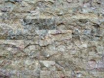 Ściana dom w starej części miasto! obrazy royalty free