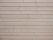 Ściana drewniani promienie, tekstura w górę zdjęcia royalty free