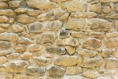 Ściana kamień Obraz Royalty Free