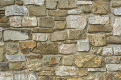 Ściana kamień Obrazy Royalty Free