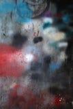 ściana malująca ściana Obraz Royalty Free
