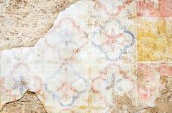 ściana malująca ściana Zdjęcia Royalty Free