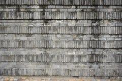 Ściana od Porcelanowych dzień Fotografia Stock