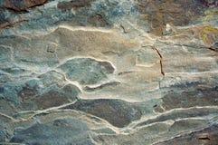 Ściana, tło, tekstura wyznaczająca skała Obraz Stock
