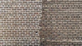 Ściana w dwa brzmieniu royalty ilustracja