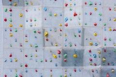 ściana wspinaczkowa obrazy stock