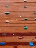 ściana wspinaczkowa Zdjęcie Royalty Free