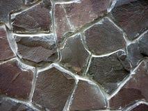 Ściana wykładający kamień, tekstura, tło obraz stock