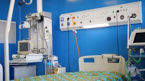 Ściana wyposażająca szpitalna jednostka zbiory