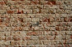 ściana z cegieł Zdjęcia Royalty Free