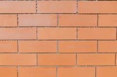 Ściana z cegieł Obraz Stock