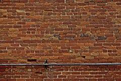 Ściana z cegieł Zdjęcia Stock