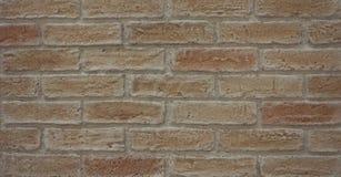 Ściana z cegieł Fotografia Stock