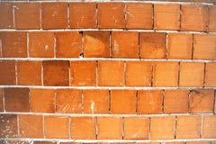 Ściana z cegieł budynku miasta miejsca archotecture inżynierii archotectural inżynier cywilny Fotografia Stock
