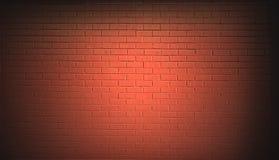 Ściana Z Cegieł dla tła obrazy stock