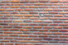 Ściana z cegieł lub podłoga tekstury powierzchni tło zdjęcie stock