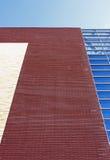 ściana z cegieł okno Fotografia Royalty Free