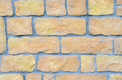Ściana z cegieł tło zdjęcie stock
