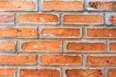 Ściana z cegieł tło, tekstura/ Obraz Royalty Free