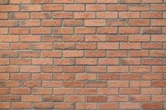 Ściana z cegieł tekstura Obraz Royalty Free
