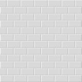 Ściana z cegieł tekstura - bezszwowa ilustracja wektor