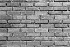Ściana z cegieł tekstura na nieociosanym tle Fotografia Stock