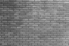 Ściana z cegieł tekstura na nieociosanym tle Zdjęcia Stock