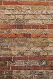 Ściana z cegieł, tekstura, tło. Fotografia Royalty Free