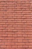 Ściana z cegieł, tekstura, tło. Zdjęcie Stock