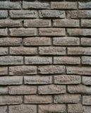 Ściana Z Cegieł tekstury Brown Bezszwowy tło Fotografia Royalty Free