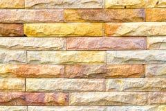 Ściana Z Cegieł tekstury tło Fotografia Stock
