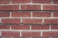 Ściana z cegieł tekstury tło Zdjęcie Royalty Free