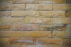 Ściana z cegieł tekstury tło w Tajlandia Zdjęcia Royalty Free
