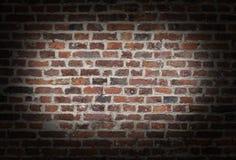 Ściana Z Cegieł winieta Fotografia Stock