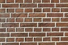 Ściana z cegieł zbliżenie zdjęcie royalty free