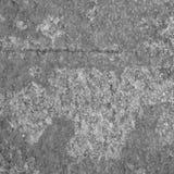 ściana z obieranie tynku czernią biel Obrazy Royalty Free