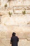 ściany jerusalem western Zdjęcie Stock