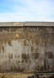 Ściany pękać Obraz Royalty Free